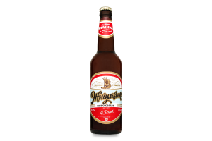 Пиво 0.5л 4.2% светлое Жигулівське бут