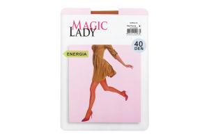 Колготки жіночі Magic Lady Energia 40den 4 daino