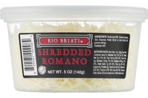Rio Briati Shredded Romano