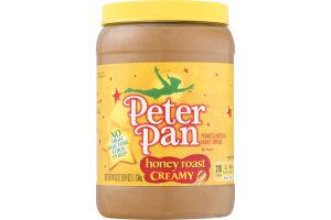Peter Pan Peanut Spread Honey Roast Creamy