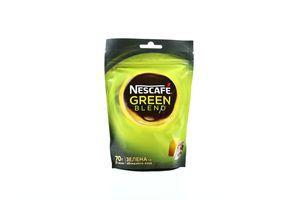 Кофе Green blend Nescafe 70г