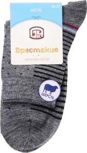 Носки женские Брестские Arctic №15C1404 23 темно-серый