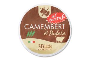 Сыр 3B Latte КамамберДиБуфала с трюфелем 57%буйв/м