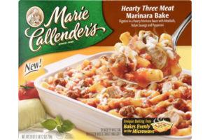 Marie Callender's Hearty Three Meat Marinara Bake