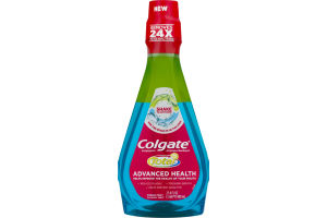 Colgate Total Advanced Health Mouthwash Fresh Mint