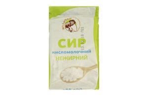 Творог нежирный Молочар м/у 200г