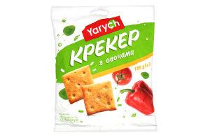 Крекер Yarych з овочами 180г