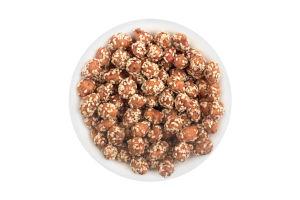 Драже горіхове, арахіс у цукрі з кунжутом, кг