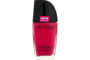 Wet N Wild WildShine Nail Color Grasping At Strawberries