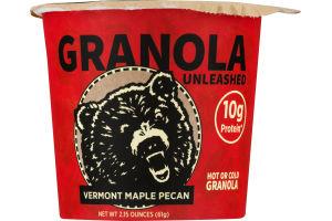 Kodiak Cakes Granola Unleashed Vermont Maple Pecan
