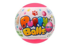 М'яка іграшка-сюрприз Puppy BALLS