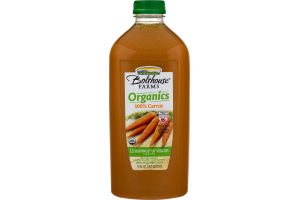 Bolthouse Farms Organics Vegetable Juice 100% Carrot