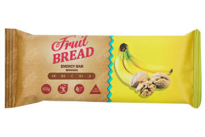 Конфеты Сладкий мир Фруктовый хлеб банановый 60г
