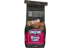 Kingsford Match Light Charcoal, 6.2 Pounds