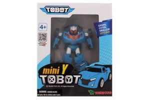 Робот-трансформер Tobot Mini Y