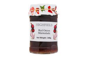 Мармелад Highfield Preserves с красным луком