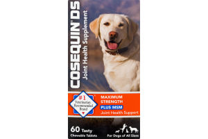 Cosequin DS Maximum Strength Joint Health Support - 60 CT