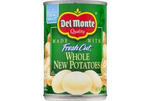 Del Monte Fresh Cut Whole New Potatoes