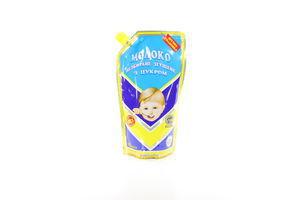 Молоко Первомайськ згущене незбиране з цукром 440г х15