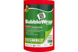 Duck Bubble Wrap Red