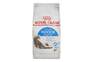 Корм для котов Royal Canin INDOOR LONGHAIR