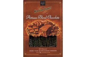 Salem Baking Co. Moravian Cookies Artisan Blend Chocolate
