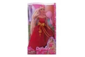 Кукла для детей от 3лет №8195 Королева Lucy Defa 1шт