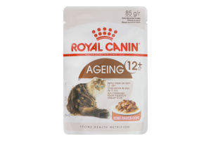 Корм для котов Royal Canin AGEING +12 WET