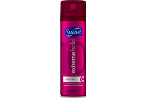 Suave Extreme Hold Hairspray