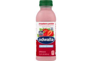 Odwalla Protein Shake Strawberry Protein