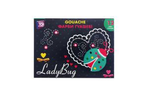 Гуаш CFS Ladybug 12кольорів арт.60147