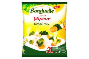 Смесь овощная замороженная Royal mix Bonduelle м/у 400г