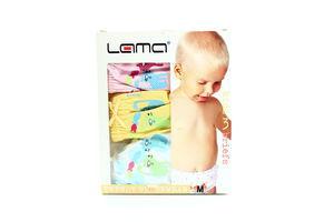 Труси Lama 3шт M BA-SD1 92-98 для хлопчиків