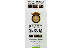 Beard Guyz Beard Serum
