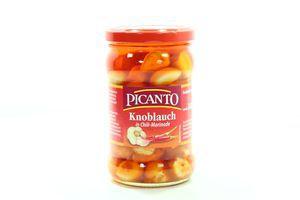 Часник Picanto у соусі з перцем чилі 280г