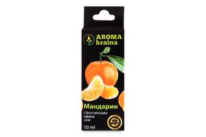 Олія ефірна Aroma kraina Мандарин 10мл