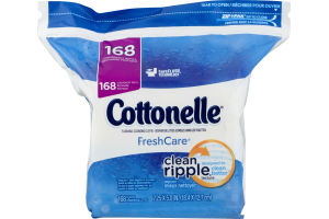Kleenex Cottonelle Flushable Cleansing Cloths Fresh Care - 4 PK