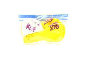 Набір надувних кульок Святосвіт Монстри 5шт