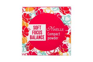 Пудра компактна Soft Focus Balance №16 Ninelle 9г