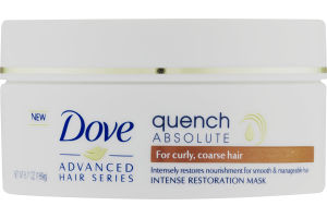 Dove Advanced Hair Series Intensive Restoration Mask