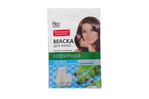 Fitoкосметик маска д/волосся кефірна д/всіх типів 30мл