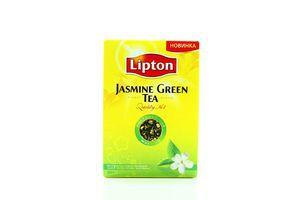 Чай Lipton Jasmine Green Tea зелений жасмин 90г