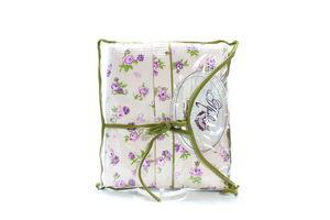 Халат ПІКЕ Lilac Rose X-L 100% бавовна