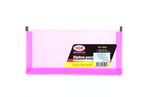 Папка VGR 220*110мм малин. SP-1355