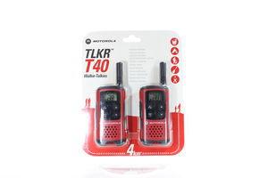 Переговорний пристрій TLKR-T40 Motorola