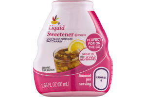 Ahold Liquid Sweetenter Saccharin