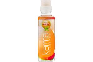 Karma Wellness Water Orange Mango