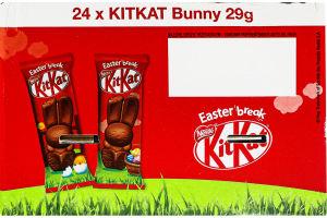 Шоколад молочний з начинкою Easter Bunny Kit Kat м/у 29г
