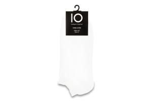 Шкарпетки чоловічі IO №460 41-46 білий