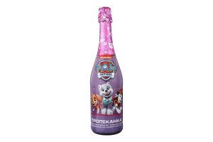 Напій безалкогольний сильногазований Тропікана Paw Patrol с/пл 0.75л